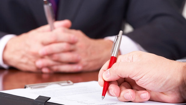 Contratos empresariais para fornecedores
