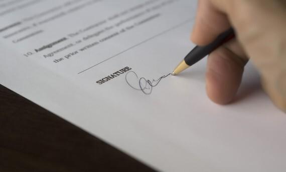 Contrato de acordo de sócios