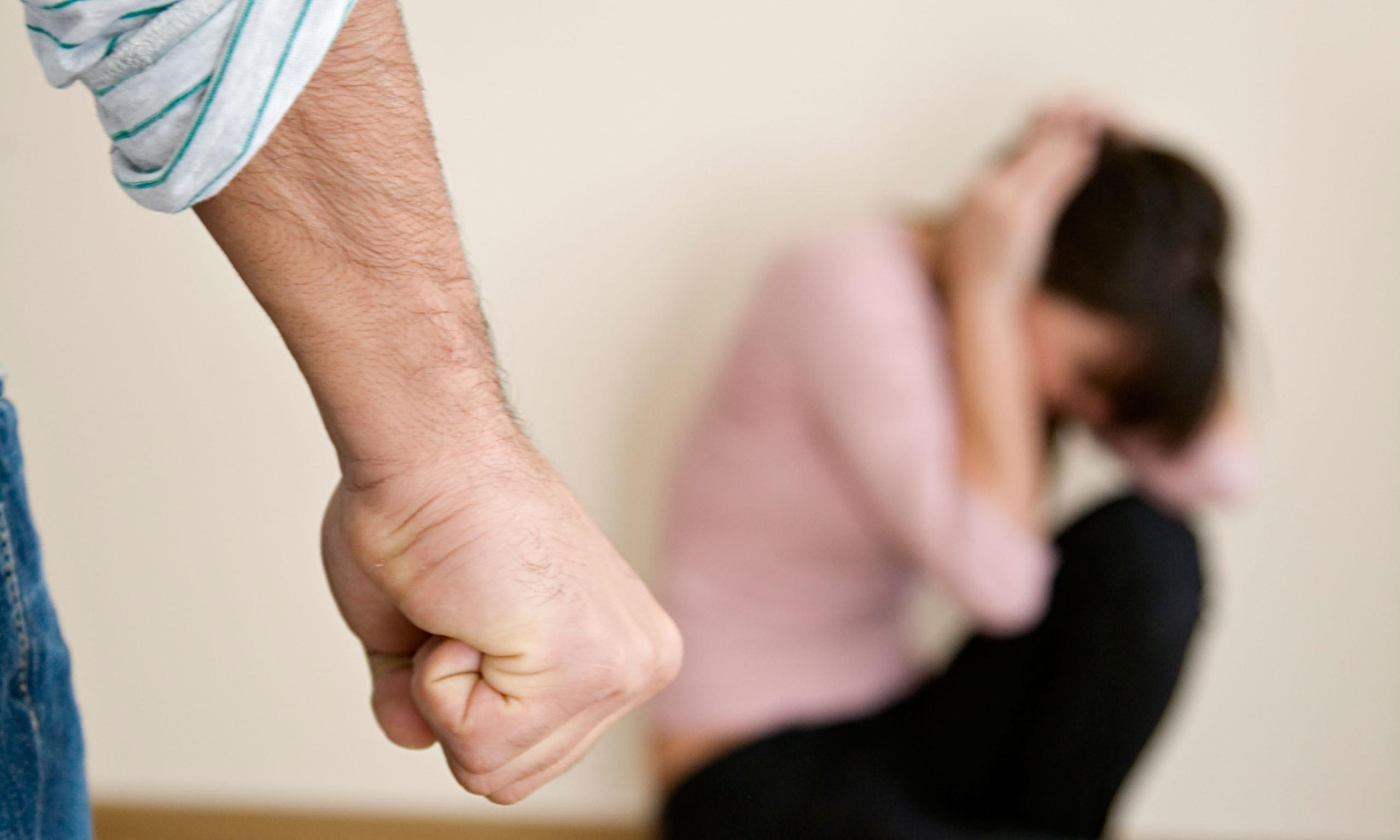 denunciar violência doméstica