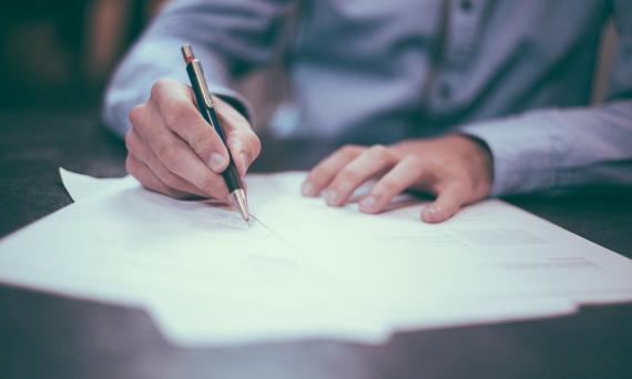 como elaborar um contrato